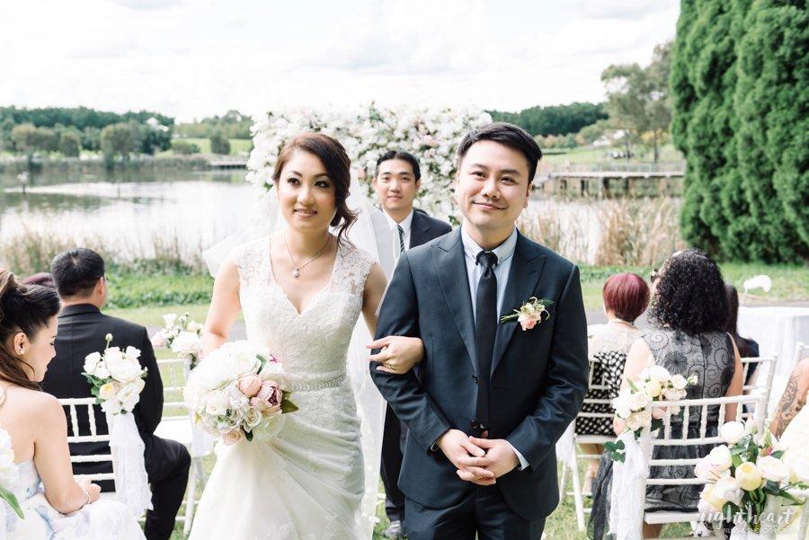 WatervieW Wedding BT19