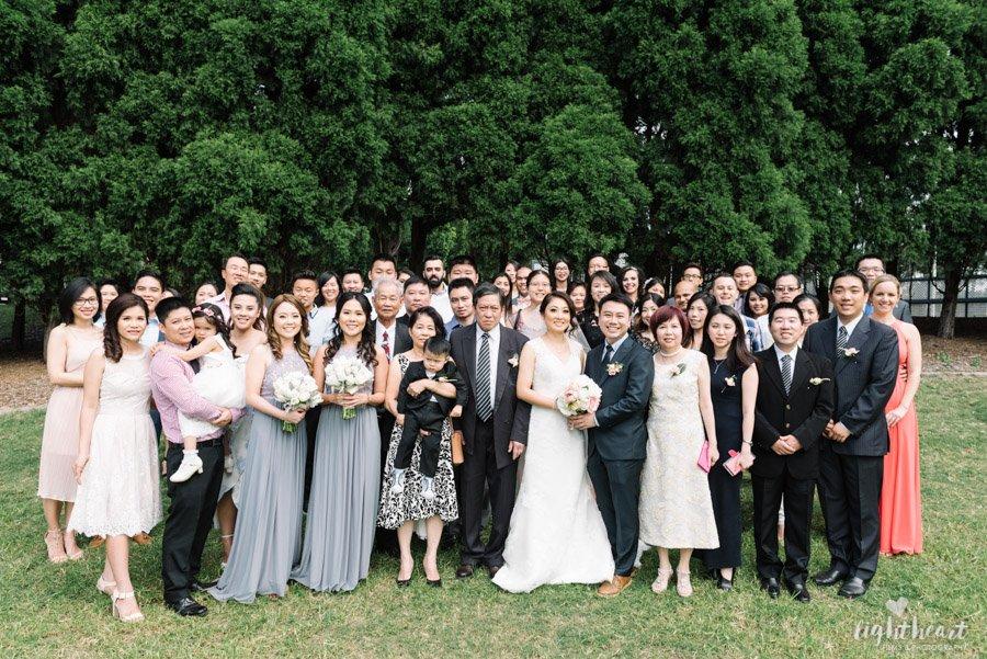 WatervieW Wedding BT21